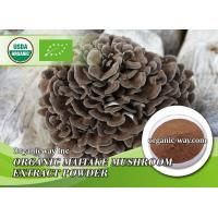 Buy cheap Oranic Maitake Mushroom extract powder from wholesalers