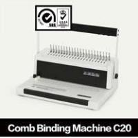 Buy cheap J380 desktop automatic perfect binder C20 from wholesalers