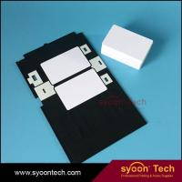 Buy cheap PVC card tray for Epson inkjet printer L800 T50 T60 from wholesalers