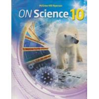 Buy cheap McGraw-Hill Ryerson ON Science 10 - Student Textbook from wholesalers