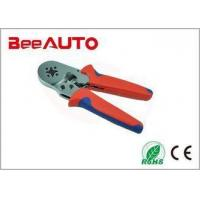 Buy cheap Professional Ratchet Crimp Tool For Bootlace Ferrule , Cable Ferrule Crimping Tool from wholesalers