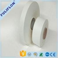 Buy cheap Thin ptfe tapes OEM service virgin PTFE low friction tape from wholesalers