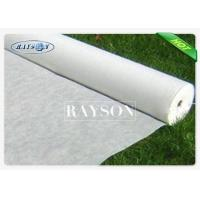 Buy cheap Breathable PP Spunbond Non Woven Fabric Control Kill Weeds In Garden , Biodegradable Mulch Film from wholesalers