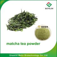 Buy cheap Matcha Powder/Hot Sale Natural Weight Lossing Matcha Green Tea Powder with Best Quality from wholesalers