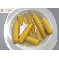 Wholesale Rich In Protein Organic Fresh Baby Corn Canned No Add Any Artificial Colors from china suppliers