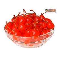 Buy cheap Healthy Red Tropical Canned Fruit Sweet Cherries With 14 - 17% Syrup from wholesalers