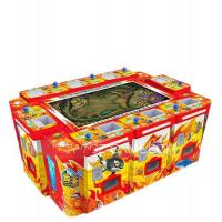 Fishing Game Machine red cabinet Manufactures