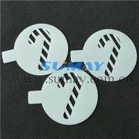 Buy cheap cappuccino decorating stencil from wholesalers