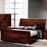 Buy cheap Villa Valencia Low Poster Bed by Michael Amini from wholesalers