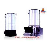 Buy cheap Vertical wood burning hot blast boiler from wholesalers