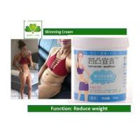 China Professional Herbal Weight Loss Slimming Cream Effective Ice Gel Slimming OEM / ODM on sale