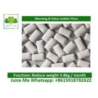 China Chinese Herbal Weight Loss Gummies Hunger Suppressant Gum For Clean Colon / Stomach on sale