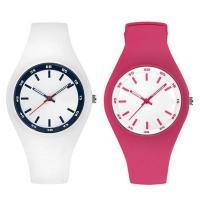 Buy cheap Boys Girls Soft Silicone Rubber Wrist Sports Metal Watch Custom Logo from wholesalers