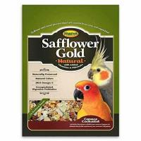 Buy cheap Higgins Safflower Gold Natural Food Mix for Conures & Cockatiels, 3lbs from wholesalers