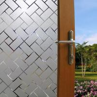 Buy cheap Static Cling Cut Glass,Static Cling Window Film S159 from wholesalers