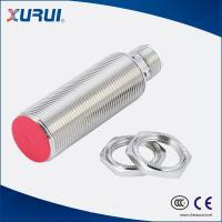Buy cheap M18 pluggable type Cylinder DC Inductive proximity sensor from wholesalers