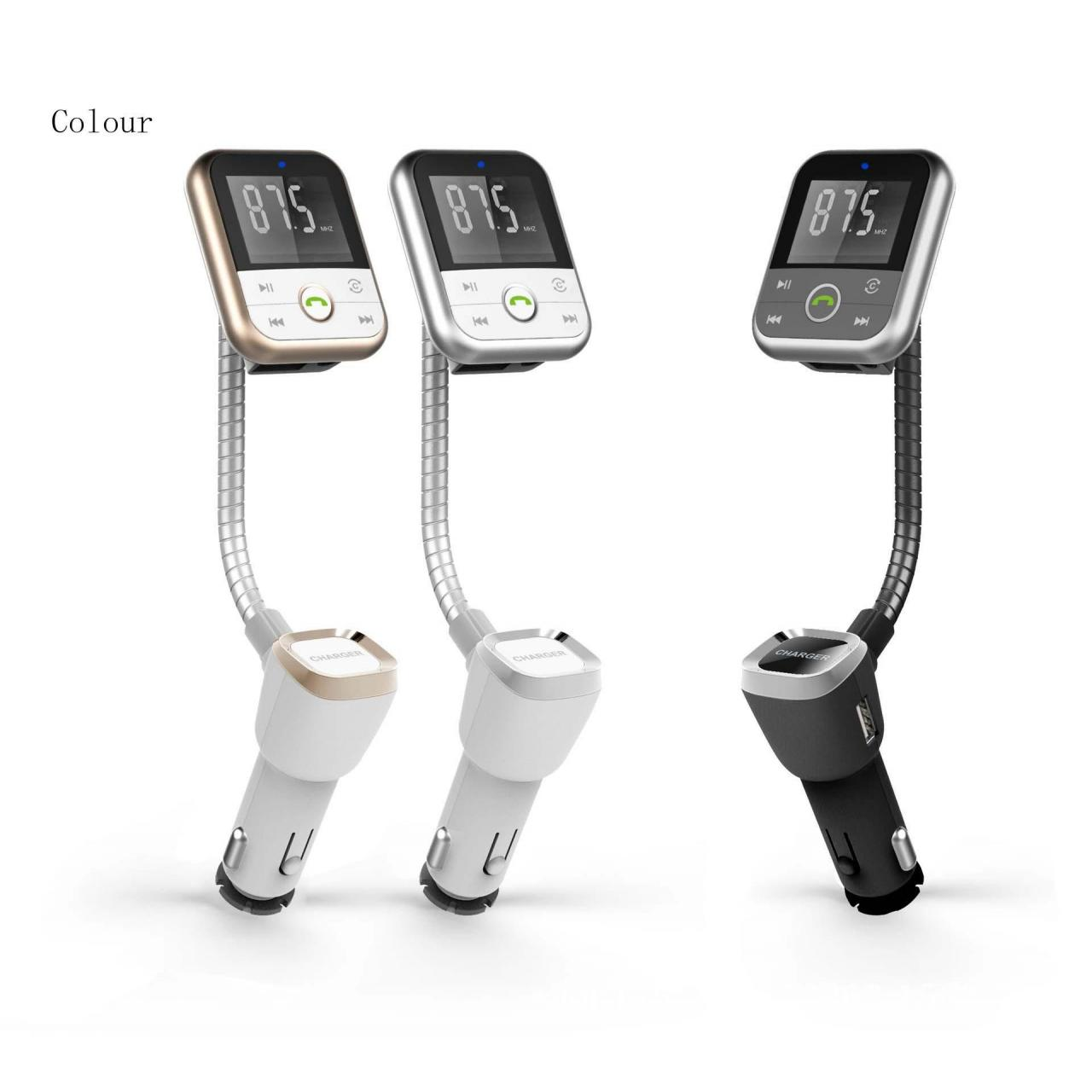 Buy cheap LCD Car Charger Wireless Bluet from wholesalers