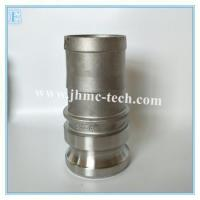 China Pneumatic Fittings stainless steel Quick Coupler Type E on sale
