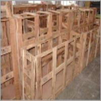 Buy cheap Large Wooden Packing Crates from wholesalers