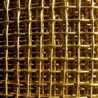Wholesale Copper wire crimped wire mesh from china suppliers