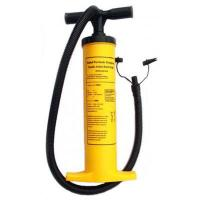 Buy cheap Portable silent air pump hand operated air pump for inflatables from wholesalers
