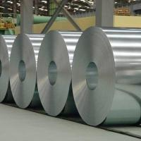 Buy cheap ISO9001 Approval Galvanized Coil , Roofing Tiles Spangle Galvanized Sheet Metal from wholesalers
