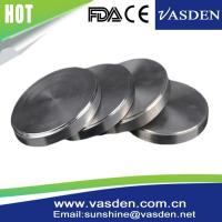 Buy cheap Casting Metal Alloy Dental Cocr, Dental Chrome Cobalt Chrome Milling Block from wholesalers