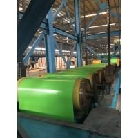 Buy cheap SGCC Pre Painted Aluminum Coil For Roofing Tiles / Sandwich Panels from wholesalers