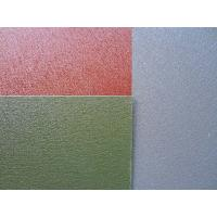 Buy cheap Pre Prepainted Galvanised Sheet And Coil Wrinkle Surface Matt Finish from wholesalers