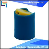 20mm Screw Bottle Disc Top Cap For Shampoo Manufactures