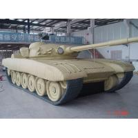 Buy cheap New Giant Inflatable Replica Weapons Army Military Tank Model Balloon Decoy from wholesalers