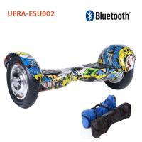 Wholesale Graffiti Color 10 Inch Wheel Segway Big Wheel Hoverboard Self Balance Scooter from china suppliers