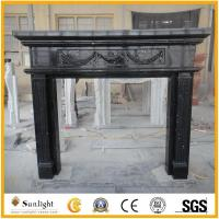 Buy cheap Culture Stone China natural stone insert decorative cultured marble firepl from wholesalers