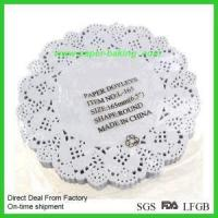 Wholesale Black Decorative Lace Cupcake Muffin Wrappers from china suppliers