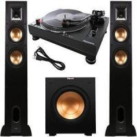 Buy cheap Numark TT250USB Professional DJ Direct Drive Turntable and Klipsch Speaker Kit from wholesalers