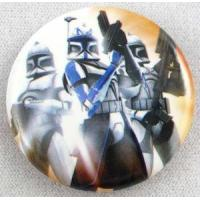 Buy cheap Star Wars Clone Wars Clone Troopers Button from wholesalers