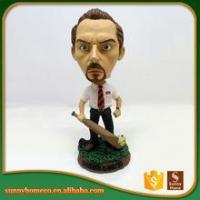 Wholesale Custom High Quality Sports Resin BobbleHead Dolls from china suppliers