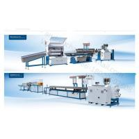 Buy cheap High Precision Small PVC PC TPU Plastic Profile Extruder Machine Line from wholesalers