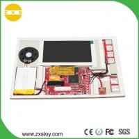 Wholesale LCD PCBA Video Brochure Modules for Greeting Card and POS Advertisement from china suppliers