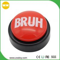 China Plastic Programmable Push Talking Button for Baby Toys on sale