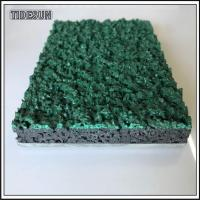 Buy cheap Recycled Black EPDM Rubber Granules for Artificial Grass Turf Infill from wholesalers