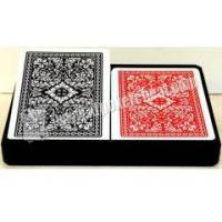 Buy cheap 2 Jumbo Index Royal Plastic Playing Cards For Poker Cheating Games from wholesalers