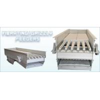 Vibrating/ Grizzly Feeders Manufactures