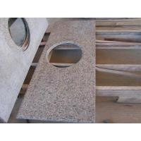 Buy cheap Tiger Skin White Granite kitchen Countertop from wholesalers
