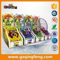 newest coin operated Children Street Shooting Basketball Arcade Game Machinehin Manufactures