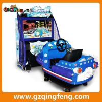 game center All dynamic Go Go Boat car paint simulator racing game machine Manufactures