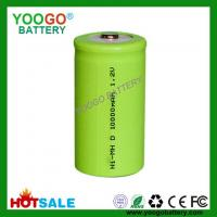 Buy cheap D-10000mAh 1.2V NIMH Battery Nickel Metal Hydride battery from wholesalers
