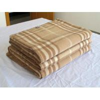 Buy cheap Textile products woolen blanket from wholesalers