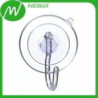 Buy cheap Plastic Gear ROHS Approval High Quality PVC Strong Plastic Suction Hooks from wholesalers