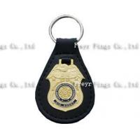 Wholesale Leather keychain from china suppliers